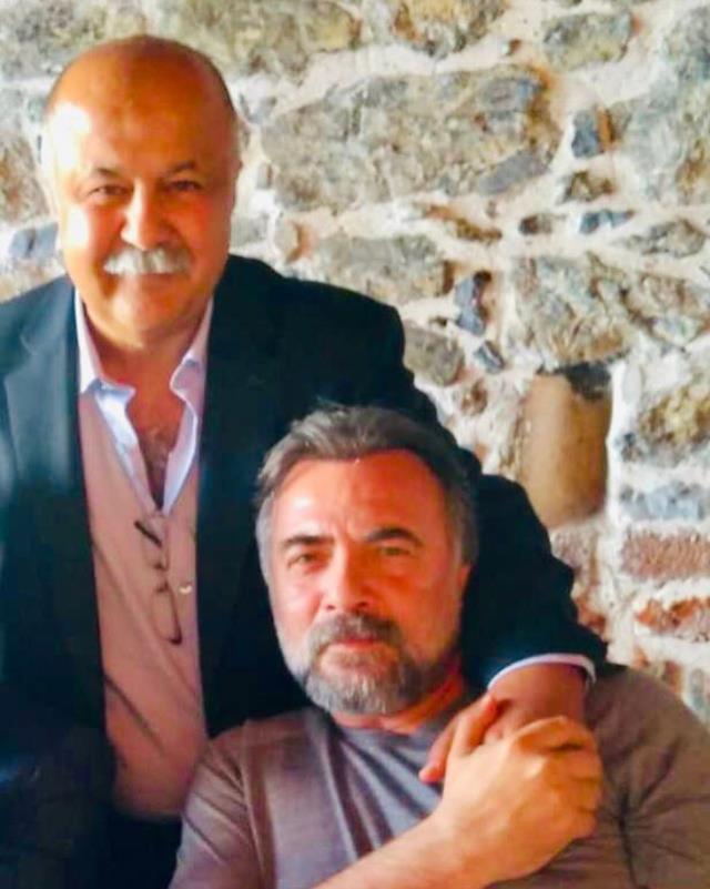 Amcasından sonra rol arkadaşı Sabina Toziya'nın ölüm haberini alan Oktay Kaynarca'dan duygulan paylaşım