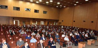 Ali Özgür: Merkeze Bağlı Köy Muhtarlarıyla Toplantı Yapıldı 11.08.2021