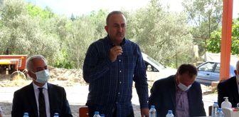 Recep Özel: Bakan Çavuşoğlu: 'Bu afetlerin üstesinden gelirken en büyük gücümüz milletimiz oldu'