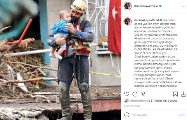 Karadeniz'de sel felaketi! Ünlü isimler yaşanan afete sessiz kalmadı