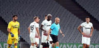 Salih Dursun: Süper Lig: Fatih Karagümrük: 3 Gaziantep FK: 2 (Maç sonucu)