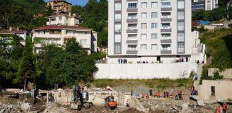Ezine: Kastamonu'daki sel felaketinde 62 kayıp aranıyor; 1 müteahhit için gözaltı kararı