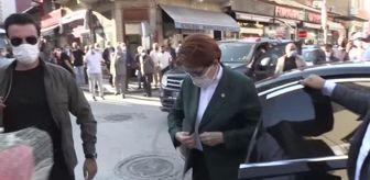 Koray Aydın: İYİ Parti Genel Başkanı Akşener, esnafı ziyaret etti
