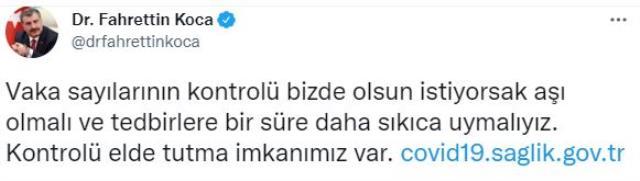 Son Dakika: Türkiye'de 16 Ağustos günü koronavirüs nedeniyle 165 kişi vefat etti, 18 bin 163 yeni vaka tespit edildi
