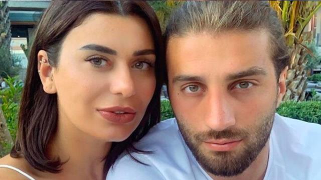 Alpaslan'ın son dakikada attığı depar eşi Ebru Şancı'yı kıskandırdı: Peşimden böyle koşmadın