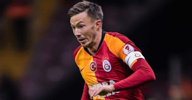 Galatasaray'dan ayrılan Martin Linnes, Molde ile resmi sözleşme imzaladı