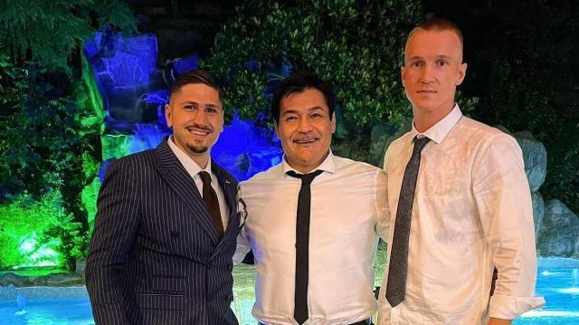 Gökhan Saki ile aynı projede yer alacak dünyaca ünlü boksör Daniel Schmidt, Türkiye'ye geldi
