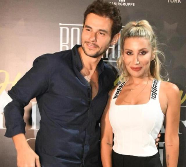 İrem Derici, şarkıcı Cem Belevi ile aşk yaşadığı iddiasını yalanladı