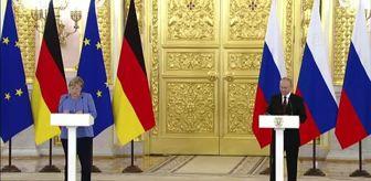 Normandiya: Son dakika haberleri | Almanya Başbakanı Merkel: 'Taliban ile müzakere etmeye çalışmalıyız'