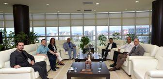 Yavuz Ünal: Rektör Ünal: 'Yerel yönetimlerle birlikteliği büyütmek istiyoruz'