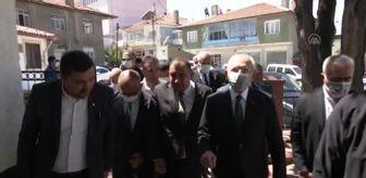 Elmadağ: Kılıçdaroğlu, Elmadağ Belediyesi tarafından restore edilen Köy Konağını ziyaret etti