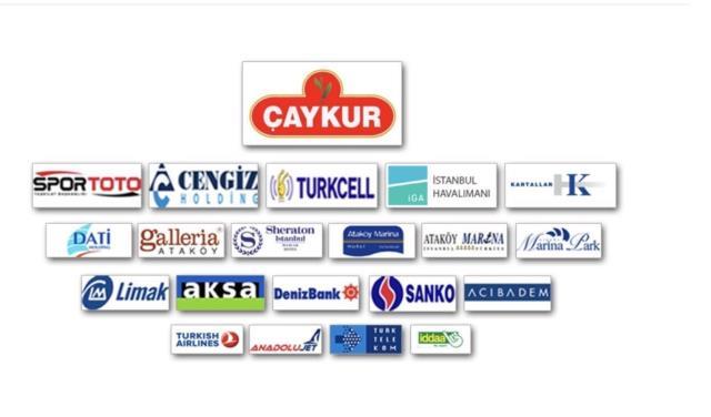TFF Başkanı Nihat Özdemir'in, Çaykur Rizespor'a sponsor olması ortalığı karıştırdı
