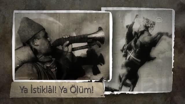 MSB, Sakarya Meydan Muharebesi'nin 100. yıl dönümü için video hazırladı