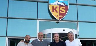 Erciyes: Hollandalı teknik direktör Dick Advocaat'tan Hikmet Karaman'a ziyaret