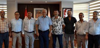 Özcan Purçu: CHP'li Vekil Purçu'dan Başkan Gökhan'a Ziyaret
