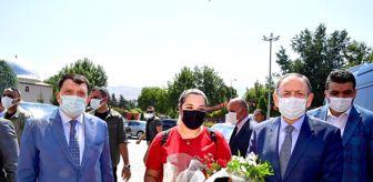 Beydağı: Gürkan'dan  Özhaseki'ye brifing