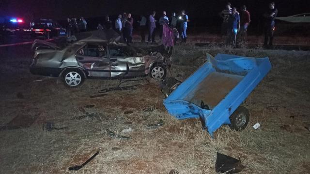 Manisa ve Kahramanmaraş'ta peş peşe trafik kazaları: 7 ölü, 8 yaralı