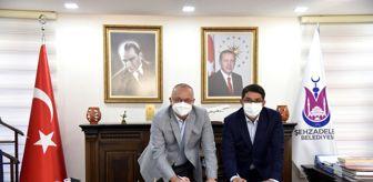 Sadık Ahmet: Manisa'da çarşı esnafının beklediği projede imzalar atıldı