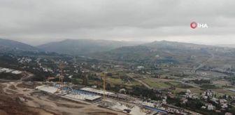 Karayolları Genel Müdürlüğü: Samsun Şehir Hastanesi filizleniyor
