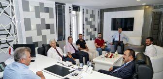 Ali Eroğlu: TVHB Merkez Konseyi Başkanı Eroğlu Adıyaman'da