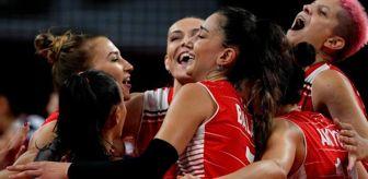 Deutsche Welle: Türkiye A Milli Kadın Voleybol Takımı çeyrek finalde