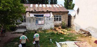 Ağrı: Ağrı'da ihtiyaç sahibi 600 aileye yardım ulaştırıldı