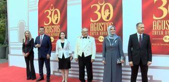 Hatice Nur: İstanbul Valiliğince 30 Ağustos Zafer Bayramı programı düzenlendi