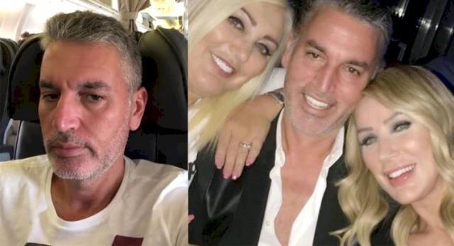 Trafik kazası sonucu bir süredir hastanede tedavi gören Seda Sayan'ın eniştesi Coşkun Yıldız hayatını kaybetti