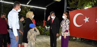 Ali Durmuş: Kırıkkale'de 30 Ağustos Zafer Bayramı resepsiyonu