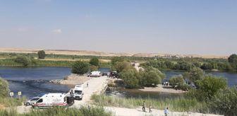 Fırat Nehri: Gaziantep'te nehre giren aynı aileden 1 kişi hayatını kaybetti, 4 kişi kurtarıldı