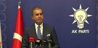 Ulubey: AK Parti Sözcüsü Çelik, MYK toplantısına ilişkin açıklamalarda bulundu: (4)