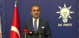 Vecihi Hürkuş: AK Parti Sözcüsü Çelik, MYK toplantısına ilişkin açıklamalarda bulundu: (2)