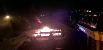 Yusuf Ziya Yılmaz: Son dakika... Samsun'da 2 kişinin öldürüldüğü bar yakıldı