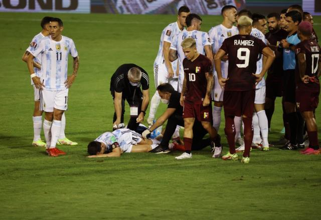 İçiniz cız edecek! Acımasız tekme, Messi'nin futbol hayatını bitirebilirdi