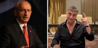 Sedat Peker: Sedat Peker, Kemal Kılıçdaroğlu'nun kendisiyle ilgili sözler sarf ettiği videosunu paylaştı