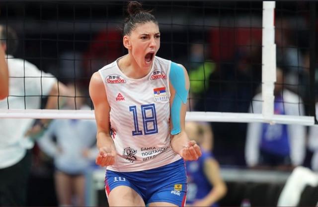 Son Dakika: Final fırsatını teptik! Filenin Sultanları, yarı finalde Sırbistan'a 3-1 mağlup oldu
