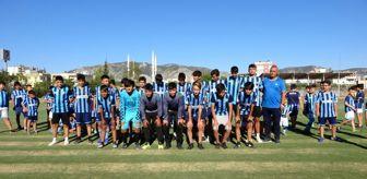 Abdullah Aras: Son dakika haberleri: Adana Demirspor Süper Lig'e çıkınca çocuklar futbol okuluna akın etti