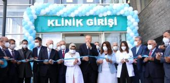 Recep Tayyip Erdoğan Üniversitesi: Cumhurbaşkanı Erdoğan, RTEÜ Diş Hekimliği Fakültesi'nin açılışını gerçekleştirdi
