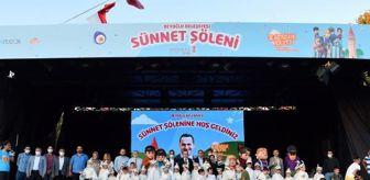 Haydar Ali Yıldız: Geleneksel 27'nci Sünnet Şöleni Hasköy'de yapıldı