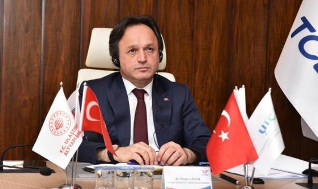 TCDD Genel Müdürü Ali İhsan Uygun görevden alındı