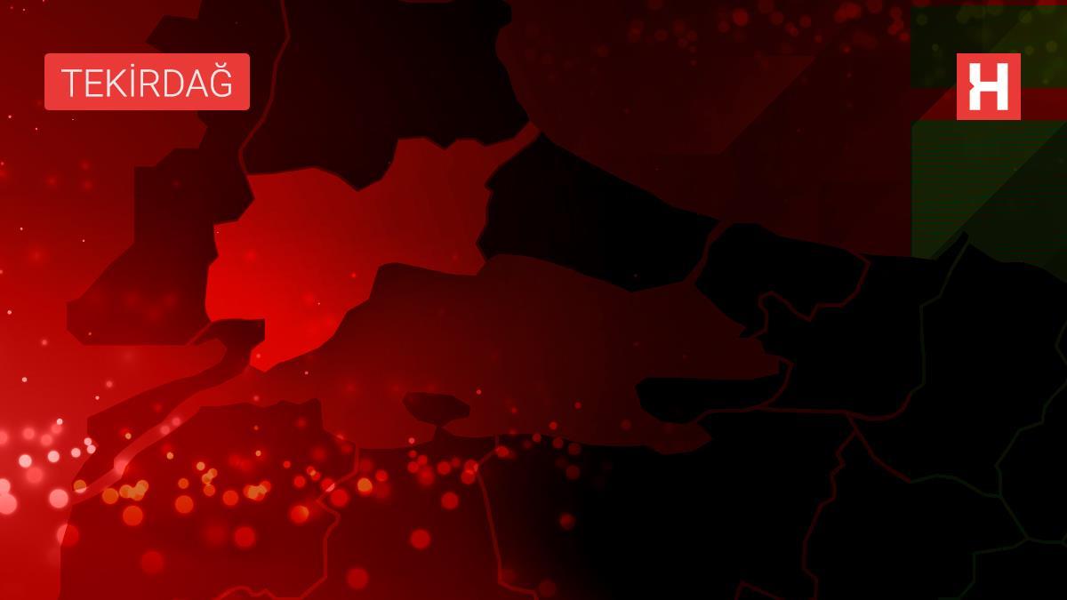 Tekirdağ'da motosikletle otomobil çarpıştı: 1 ağır yaralı