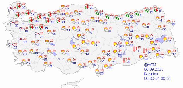 Saatler kaldı! Meteoroloji İstanbul dahil 12 il için sarı kodlu uyarı yaptı