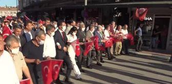 Hacı Bayram Türkoğlu: Yayladağı Çilek Festivali'nde tekeler yarıştı