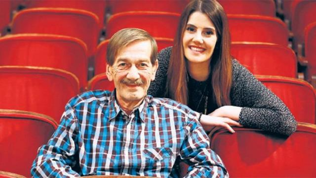 1 hafta önce babası Ferhan Şensoy'u kaybeden Müjgan Ferhan Şensoy anne oldu