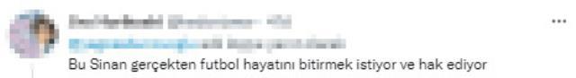 Ali Koç'un 'Sorun çıkarana, sorun çıkarırım' sözleri Sinan Gümüş'ün umurunda olmadı! Futbolcuya tepki büyük