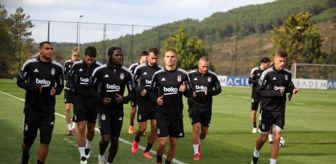 Malatyaspor: Beşiktaş, Yeni Malatyaspor maçının hazırlıklarını sürdürdü