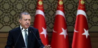 Erdoğan Toprak: Cumhurbaşkanı Erdoğan: 'Milli gelirimizi 1 trilyon dolar seviyesine taşıyacağız'
