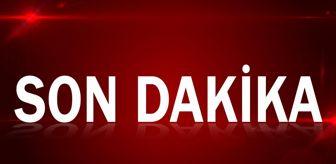 İçişleri Bakanlığı: Son dakika haber   İçişleri Bakan Yardımcısı Çataklı'dan önemli açıklamalar
