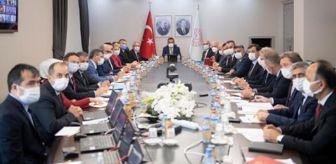 Ahmet Emre Bilgili: Bakan Özer, 81 ilin milli eğitim müdürü ile yüz yüze eğitimi değerlendirdi