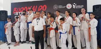 Battal Gazi: Son dakika haber! Budokaido şampiyonasında 9 madalya kazandılar